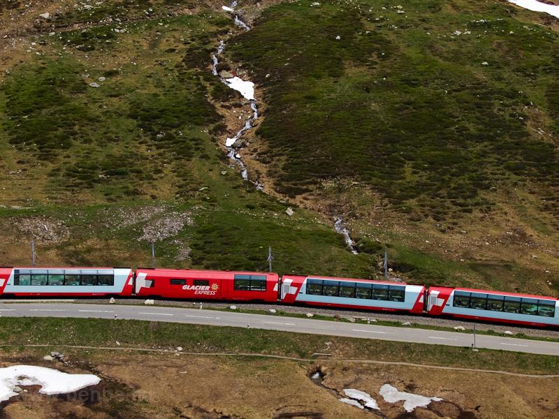 Glacier-Express fotó