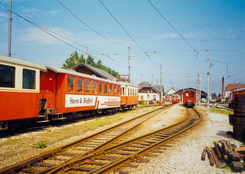 Vorchdorf-Eggenberg kisvasú fotó