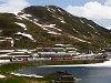 Egy ismeretlen Matterhorn-Gotthardbahn HGe 4/4<sup>II</sup>  Oberalppasshöhe-Calmot állomáson