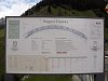The Bugnei-viaduct on the Oberalppass line with a few data