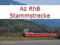 The RhB Stammstrecke