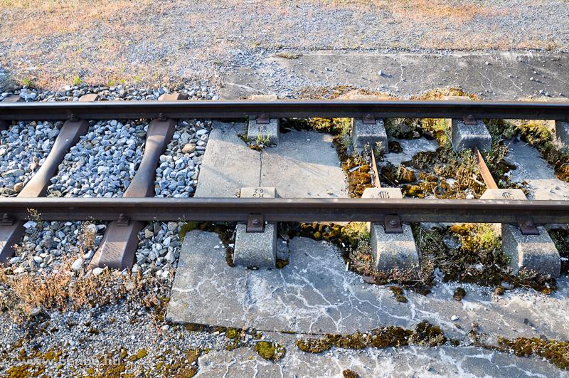Magánaljak a vegyvédelmi csonkában Reichenau-Taminsban fotó