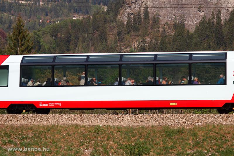 Utasok a Glacier-expresszen fotó
