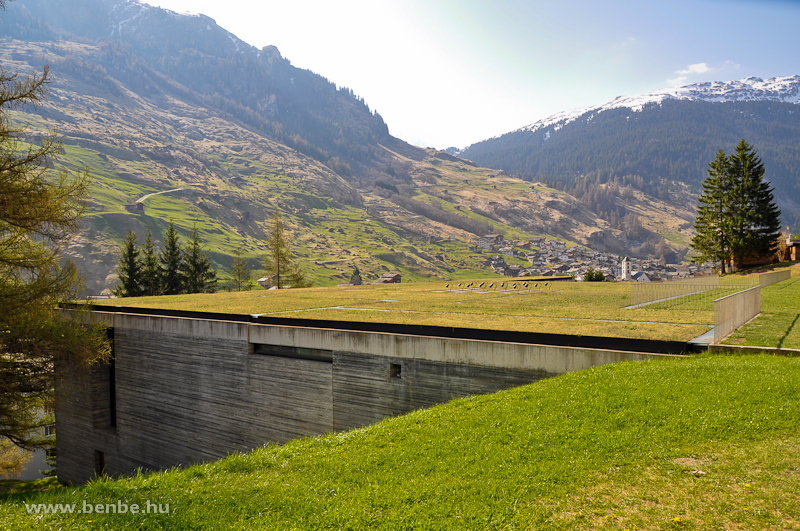 Fürdő Valsban fotó