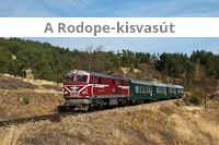 The Rodope Narrow-gauge Railway