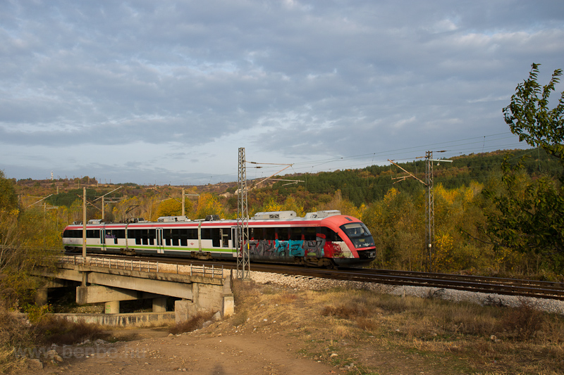 The BDŽ 300  014 seen  picture