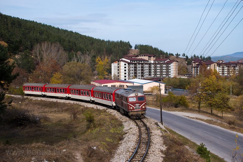 The BDŽ 75 005-9 seen  picture