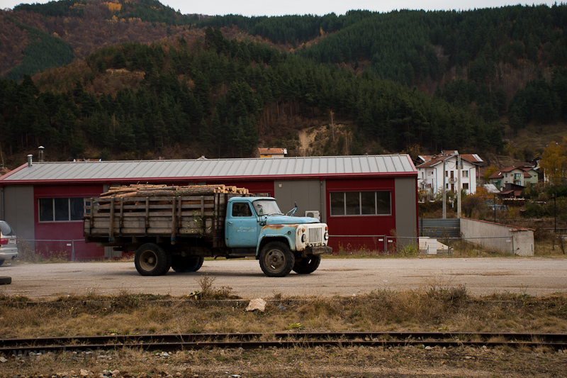 Zil lorry at Yakoruda photo