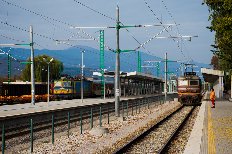 The BDŽ 43  535-1 and  photo