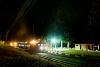 A BDŽ 75 004-2 Avramovo állomáson éjszaka