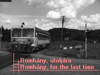 Romhány, for the last time