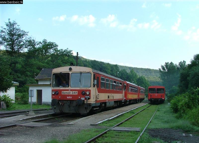 Bzmot 341 Szokolyán fotó