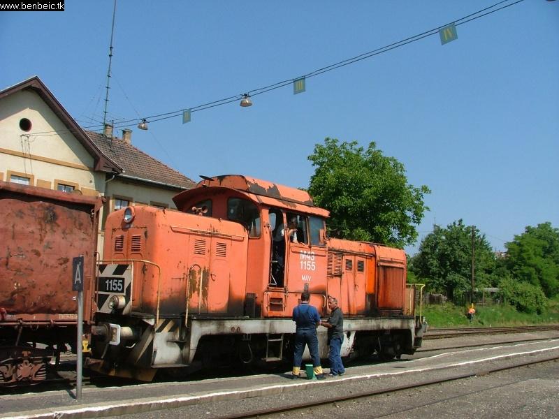M43 1155 Diósjenõn fotó
