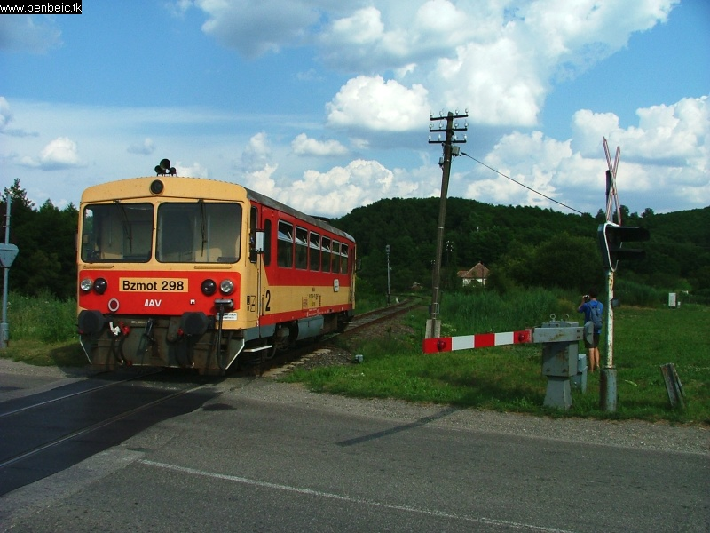 The Bzmot 298 at Rétság photo
