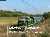 Photo charter to Romhány
