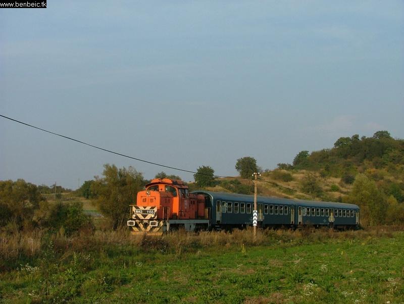 M43 1155 Diósjenõ bejárati ívében fotó