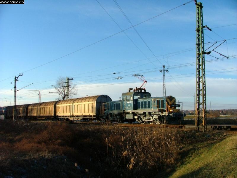 V46 002 kijár Nagytétény-Diósdról fotó