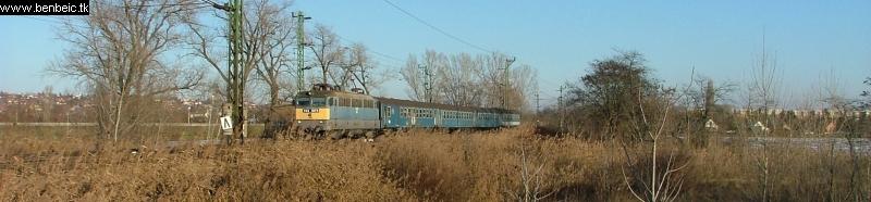 V43 1075 Nagytétény-Diósd bejáratánál fotó