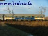 The InterCity Misina near Nagyt�t�ny-Di�sd
