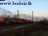 The Holiday special train near Vecs�s