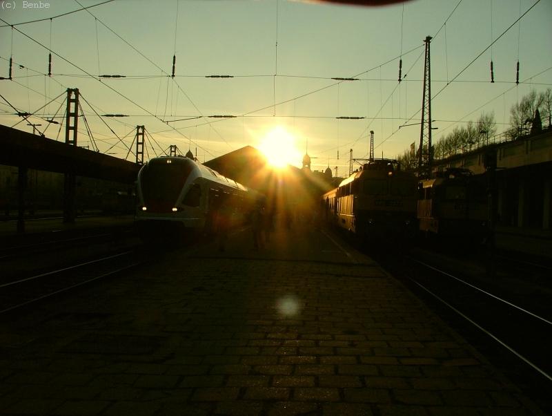 Nyugati pályaudvar fotó