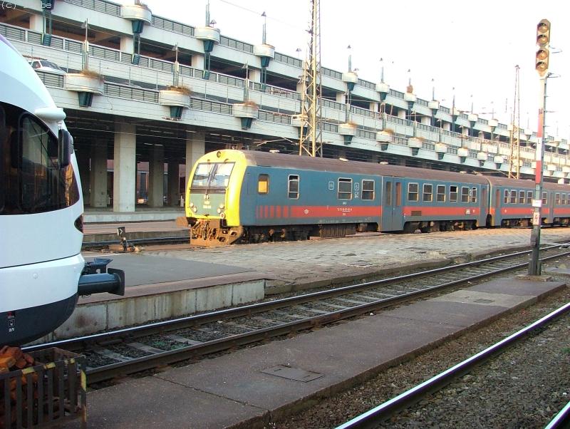 Nyugati pályaudvar, ismeret fotó