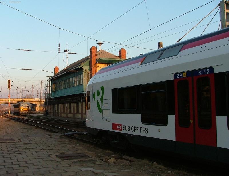 Nyugati pályaudvar, kettes  fotó