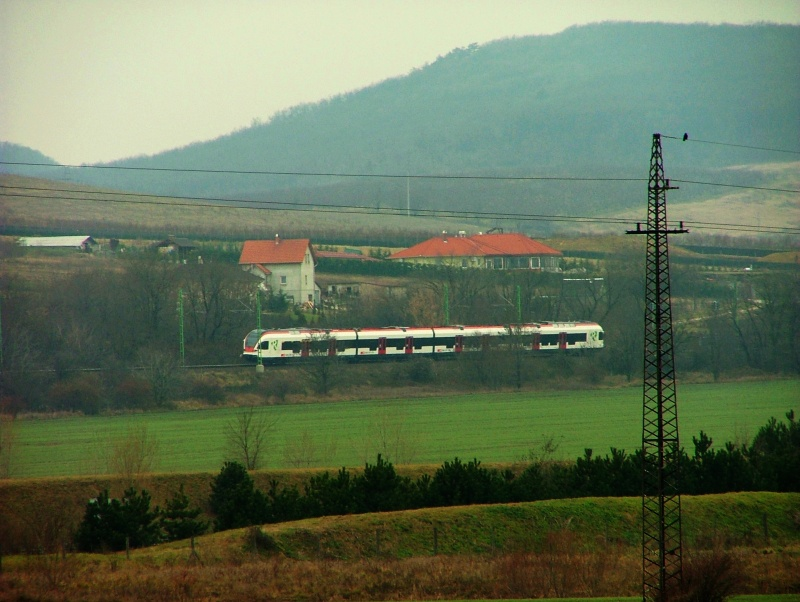 A FLIRT Törökbálintnál fotó