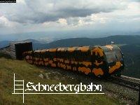 English:      Schneebergbahn