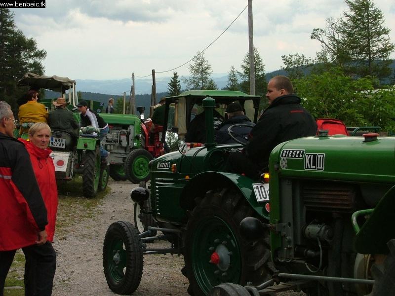 Traktorosok fotó