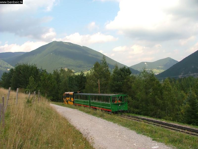 A zöld vonat fotó