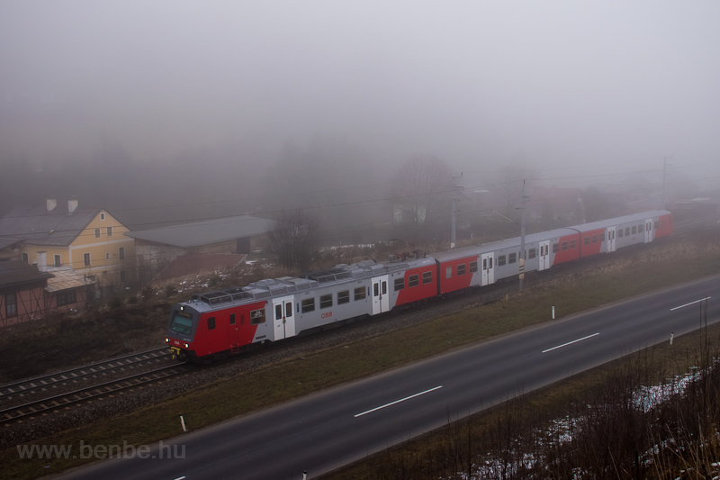 The ÖBB 4020 310-1 seen bet photo