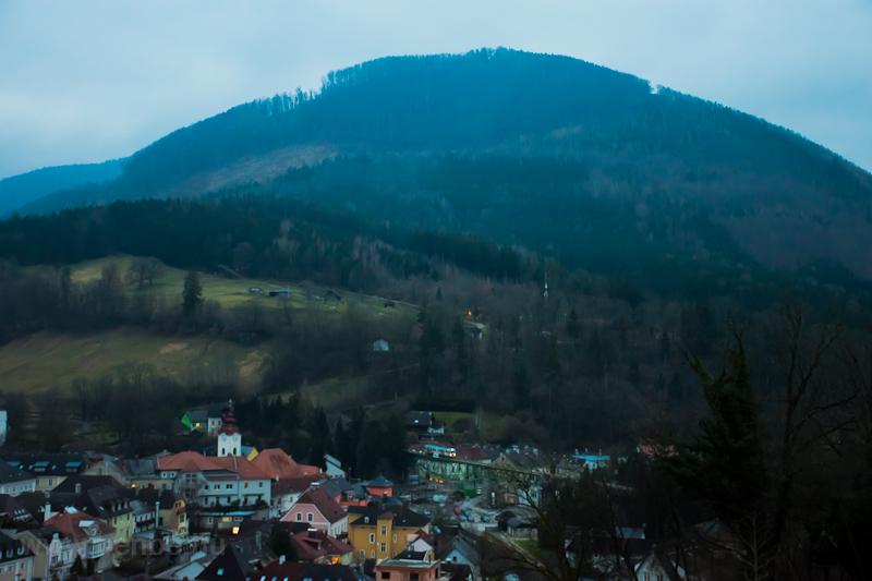 Citybahn Waidhofen fotó