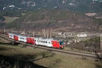 Az ÖBB 4020 310-1 Küb és Eichberg között