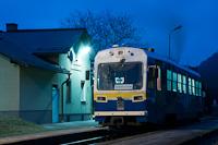 A CityBahn Waidhofen VT 17 Gstadt állomáson