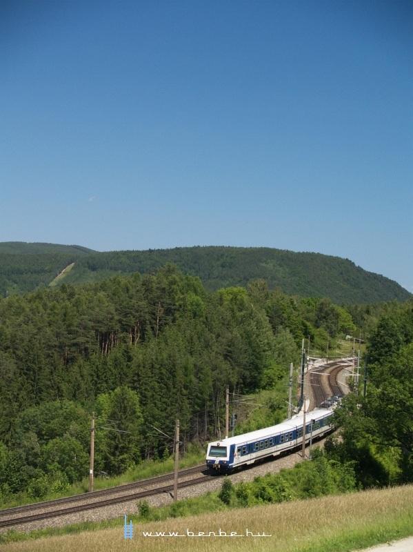 4020 305-1 Eichberg és Küb között fotó