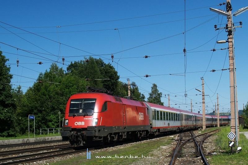 1116 276-5 Eichberg állomáson fotó