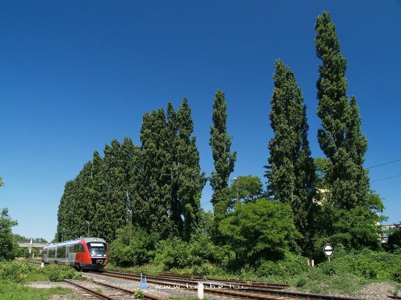 5022 047-2 Sopron-Déli pályaudvaron fotó