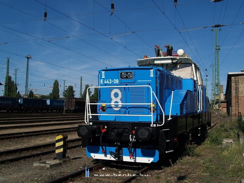 TENT E443-08 Budapest-Ferencvárosban fotó
