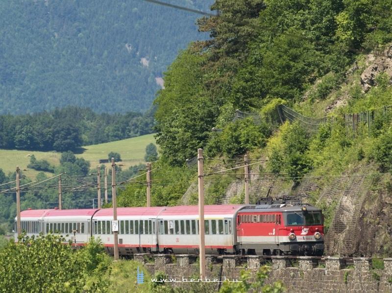1142 704-4 Payerbach-Reichenau és Schlöglmühl között fotó