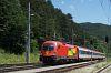 1116 058-7 Payerbach-Reichenau állomáson