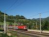 1116 006-6 a Mariborba tartó IC-vel Spital am Semmering állomáson