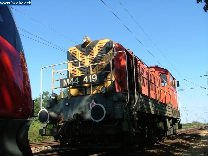 M44 419 Érd alsón fotó
