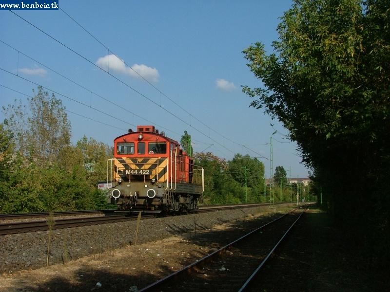 M44 422 Kelenföldnél fotó