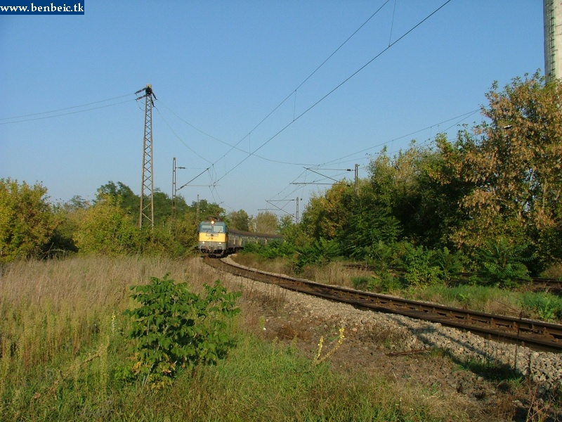 V43 1350 Ferencvárosba jár be fotó