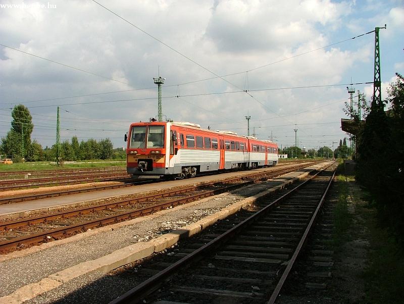 6341 007-0 Óbuda állomáson fotó