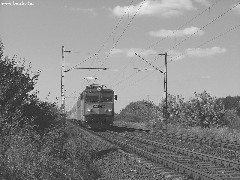V63 039 szembõl fotó
