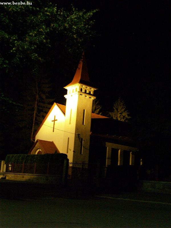 Szokolya temploma fotó