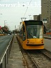 Siemens Combino type tram No. 2008 at Vörösvári út