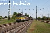 V43 333 halad át Ács állomáson